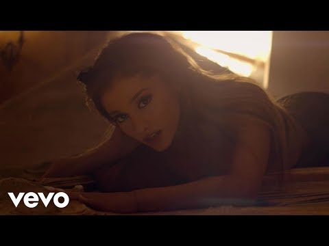 Смотреть клип Ariana GRANDE — Love Me Harder