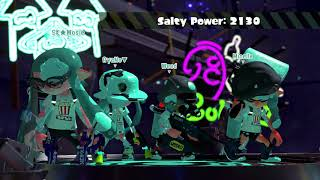 [Splatoon 2] Splatfest! Salty vs. Sweet Popcorn ~ 2018-04-08