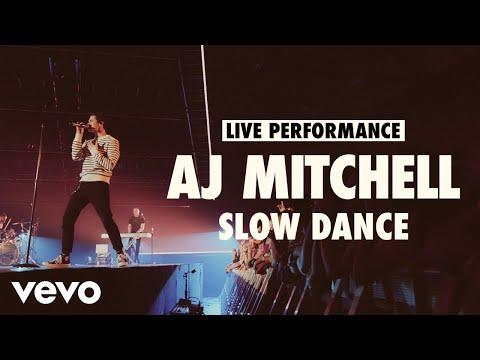 AJ Mitchell - Slow Dance (Live) | Vevo LIFT Live Sessions