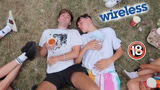 WIRELESS FESTIVAL VLOG 2019