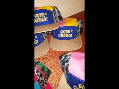 GLOBAL CURRENCY FRESH PRINCE HATS.