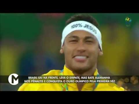 Seleção é OURO na Olimpíada 2016 - Mesa Redonda (21/08/2016)