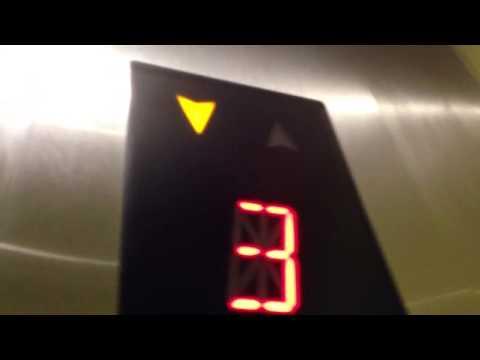 OTIS Traction Elevator [Esplanade Ratchadapisek]