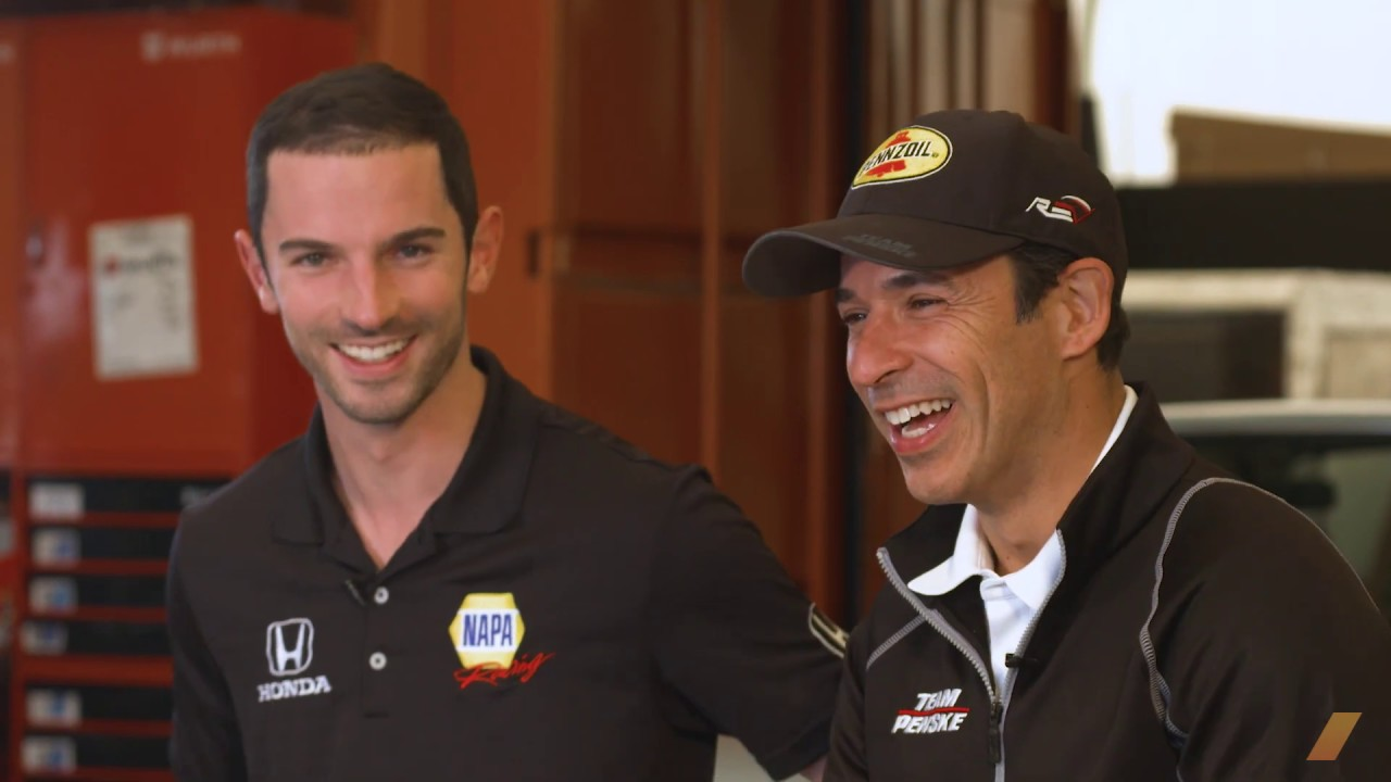 Indy 500: 15 Minutes With Three Race Winners