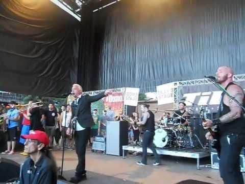 goldfinger warped tour 39 13 youtube