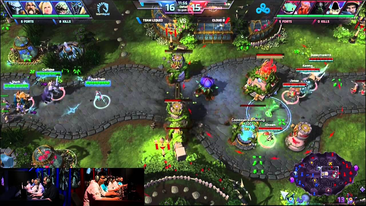38 Games Like Heroes of the Storm | Game Cupid