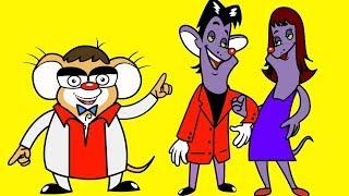 Rat-A-Tat  'Mice Girls Dance Party + Best Episodes of 2017'  Chotoonz Kids Funny Cartoon Videos
