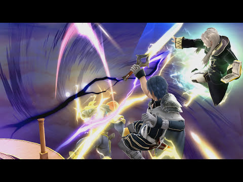 Super Smash Bros. for Wii U: 92 Images Analyzed