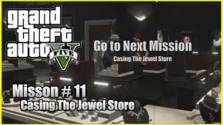 GTA 5: Mission #10 - The Long Stretch