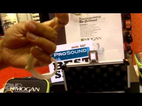 InfoComm 2013: Hosa Technology Details Mogan Microphones