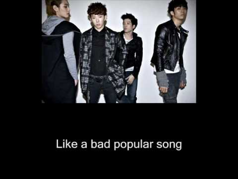 2AM - I Was Wrong, english subs