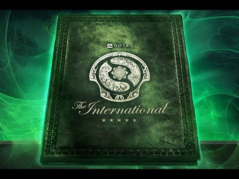 Dota 2 International 2013 Interactive Compendium