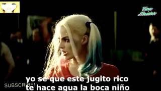 Manelyk - Odiosa LETRA OFICIAL Harley  Quinn VIDEO / MTV / ACA SHORE / SUPER SHORE