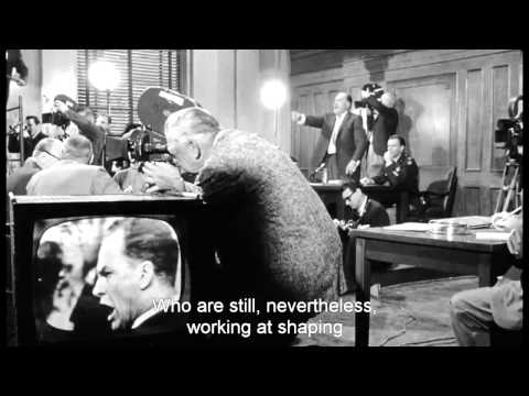 The Manchurian Candidate (1962) Secretary Of Defense Interview