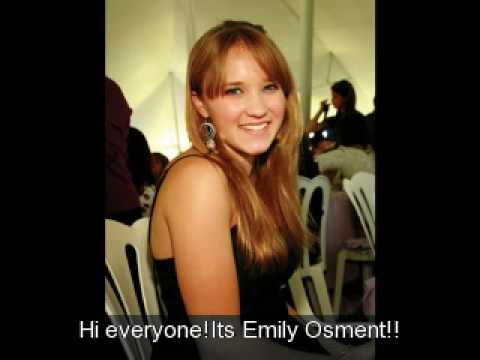 I AM A FAKE EMILY OSMENT!!
