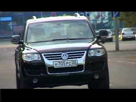 VW Touareg TDI - тест