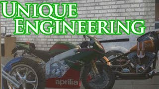 Unique Engineering [GTA IV - Script & Map Mod]