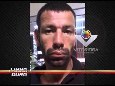 Um homem foi agredido violentamente e apedrejamento em Araguari