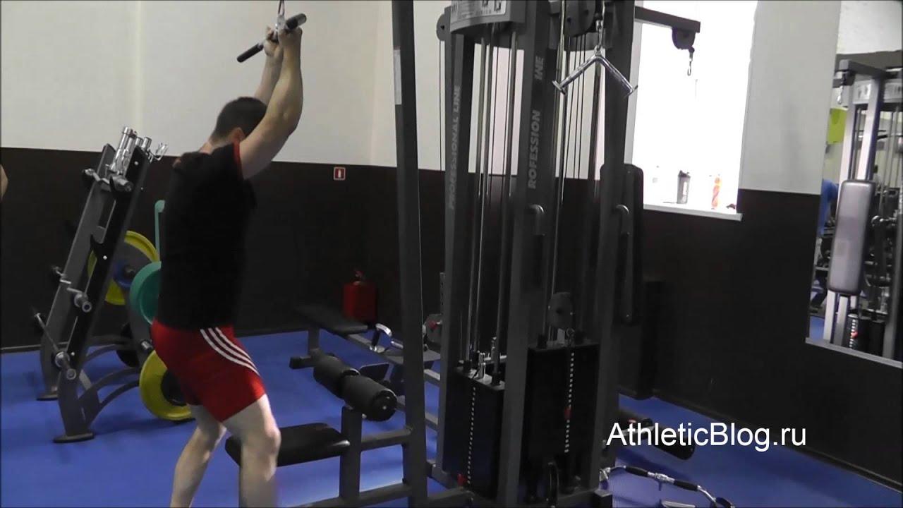 Сергей сивец программа тренировок в домашних условиях