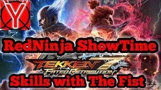 Tekken 7 | with BlueNinja GameTime| THEM Mf NINJAS AGAIN | Show the love |