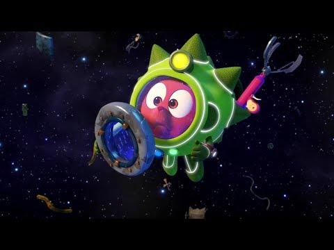 Пин-код - 2015 - Космические жмурки  [HD] (Смешарики - познавательные мультики для детей)