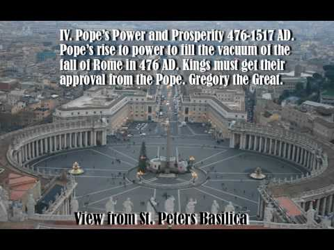 Church History: Papal Power