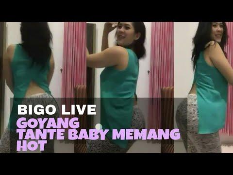 BIGO LIVE, Goyang Hot Tante Baby Pantat montok thumbnail
