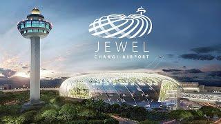 Jewel Changi Airport - The World's Best Airport