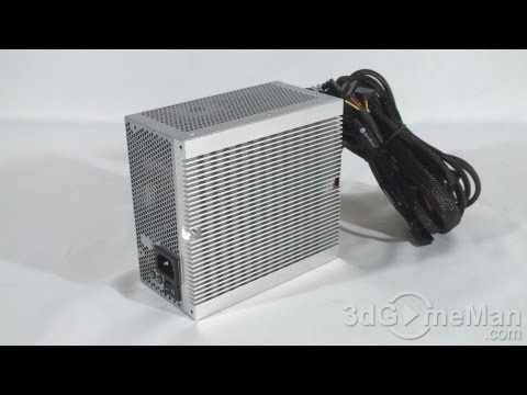 #1288 - SilverStone Nightjar ST50NF 500W Fanless Power Supply Video Review