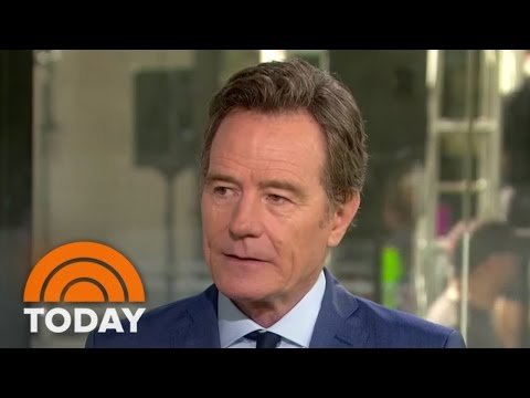 Bryan Cranston: 'I'd Like To Play Donald Trump At Some Point' | TODAY