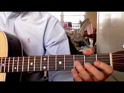 Norman Blake - Blue Ridge Mountain Blues w/ tab