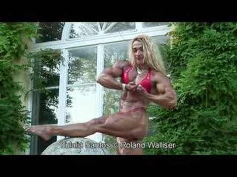 Portugal Handsome Female bodybuilder