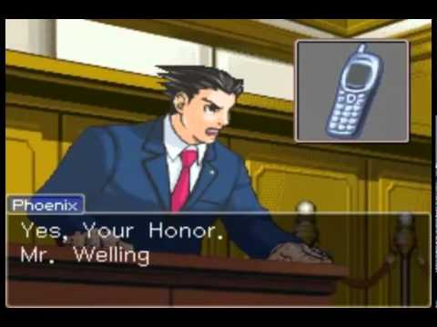 Sucks to be you, Wellington. It really does suck to be you because we took you down.Phoenix Wright: Ace Attorney - Justice for AllEpisode 1: The Lost Turnabo...