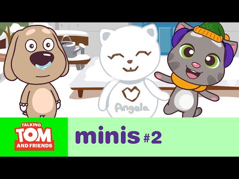 Talking Tom and Friends Minis - A Rough Start (Episode 2)
