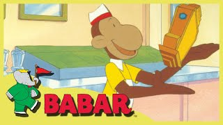Babar | The Diaperman Cometh: Ep. 45