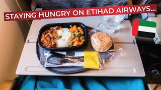 VLOG | Staying HUNGRY on a 16-hour flight! | Flying ETIHAD AIRWAYS from Los Angeles to Singapore
