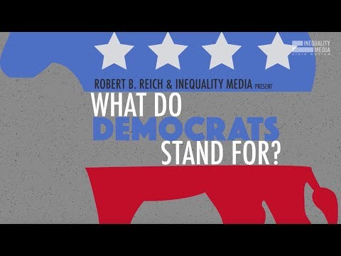 What Do Democrats Stand For?