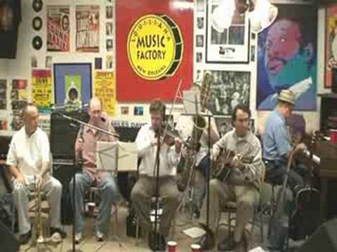 Seva Venet @ Louisiana Music Factory 2008