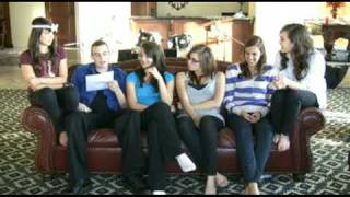 Cimorelli answers your questions - HERE! (part 2)