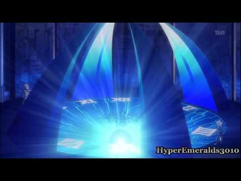 HD Beyblade AMV: Basalt Horogium's Time-Twisting Defense