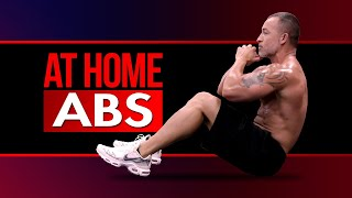 6 Pack Abs Workout For Men At Home WITHOUT Equipment!