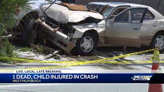 Deadly Accident in West Palm Beach