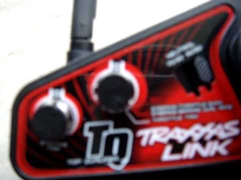Starting your Traxxas T - Maxx with a  2.4ghz Transmitter. (Vid 9)