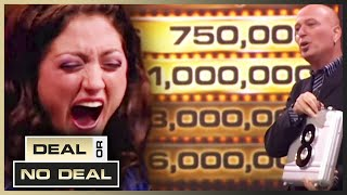 BIGGEST WIN In History! 💰🤑| Deal or No Deal US | Season 2 Episode 4 | Full Episodes