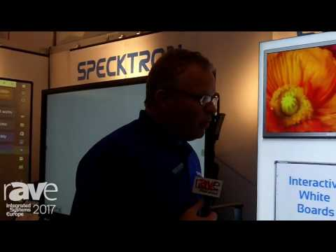 ISE 2017: Specktron Talks About VWF55H18 LED Display