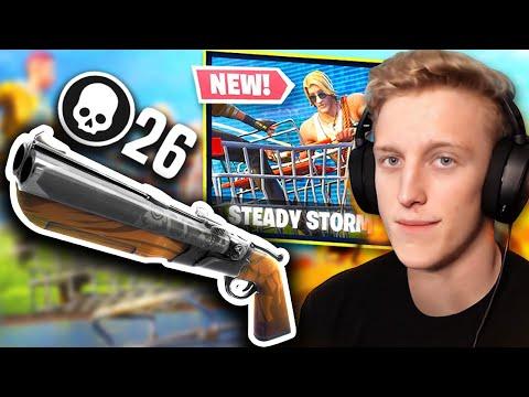 Double Barrel Shotgun And A Dream... (26 kill gameplay)