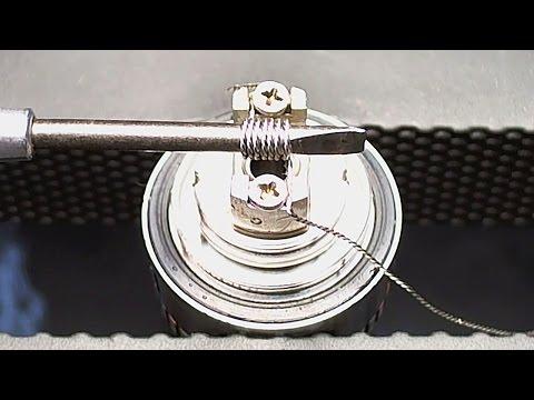 how to build a subtank mini coil