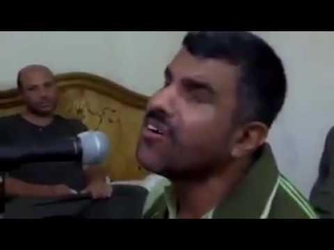 ابتهالات فوق الوصف من إنسان كفيف مصري وصوته رائع فوق الوصف