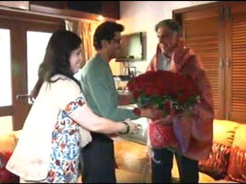 Ratan Tata Meets Raj Thakre video