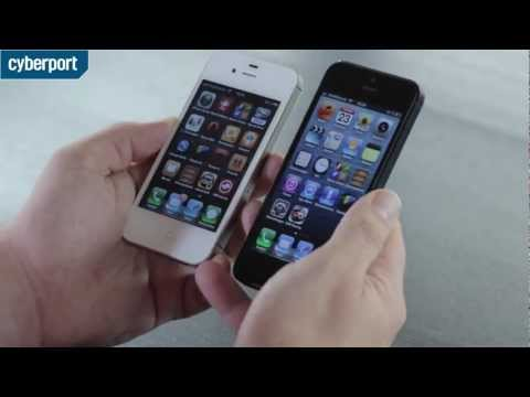 Apple iPhone 5 im Test | Cyberport
